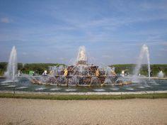 Fountian Versailles