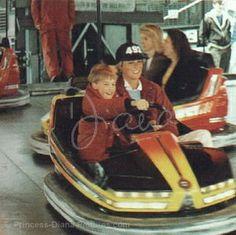 Prince William and Princess DIana #RoyalSerendipity #princess #Diana Princess Diana Queen of Hearts