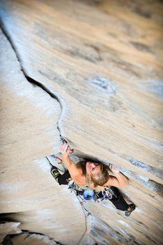 #trad #climbing #rrg