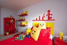 Para amantes de los Legos #ConsejosRFM #ReformaFacilMadrid #Reformas #Jardin #Arquitectura #Ideas #Decoracion