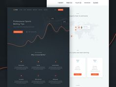Landing page by @petrasnargela