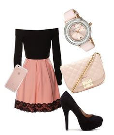 """weeee"" by elena-dogaru on Polyvore featuring Forever 21 and Ted Baker"