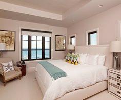 schlaf gut frisches interieur tolle aussicht meer