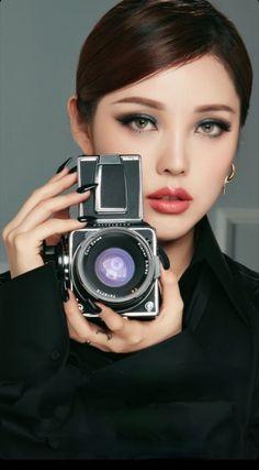 Makeup Trends, Makeup Inspo, Beauty Makeup, Women's Beauty, Park Hye Min, Pony Korean, Pony Makeup, Ulzzang Makeup, Kawaii Makeup