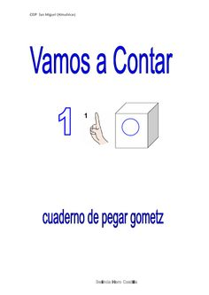 Contar 1,2,3 by belindahc via slideshare