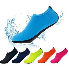 644d871dfa02 Buy Men Women Yoga Surf Beach Snorkeling Socks Swimming Diving Socks Swim  Shoes happygo at Wish - Shopping Made Fun