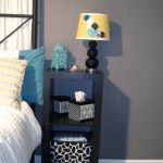 DIY Nightstands from IKEA Expedit Units