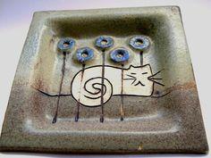 gato de ceramica - Buscar con Google