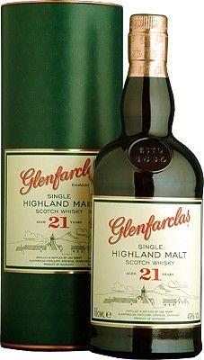 Glenfarclas 21 Years Old - J & G Grant - Scotland