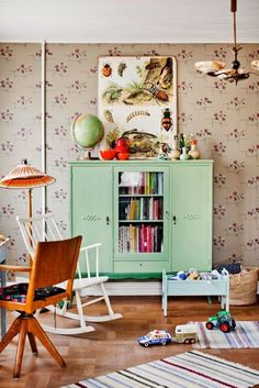 Kinderzimmer Dekorieren   Eine Lebensfrohe Welt Schaffen