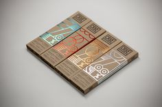Creative Agency: Happycentro  Project Type: Produced, Commercial Work  Client: Crude  Location: Italy  Packaging Contents: Chocolate  Pack...