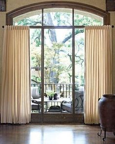 Beautiful Tall Curtains Design Ideas For Living Room 36