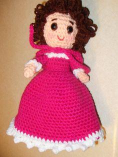 Topsy Turvey Doll Happy/Awake