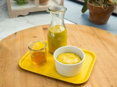 Tangy Mustard BBQ Sauce (South Carolina Style) recipe from The Kitchen via Food Network