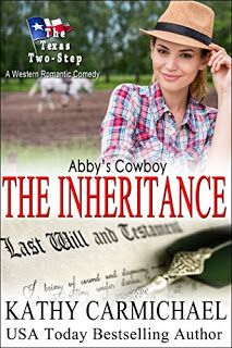 Awesome Romance: Abby's Cowboy by @KathyCarmichael #Kindle #Nook