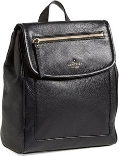 •Website: http://www.cuteandstylishbags.com/portfolio/kate-spade-new-york-black-cobble-hill-backpack/ •Bag: Kate Spade New York Black Cobble Hill Backpack