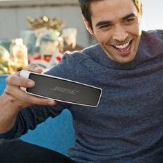 Mini speaker is designed for sleek simplicity. Its single-piece aluminum casing is both attractive and durable. The speaker features power and volume buttons—-you control all other functions from your Bluetooth device.