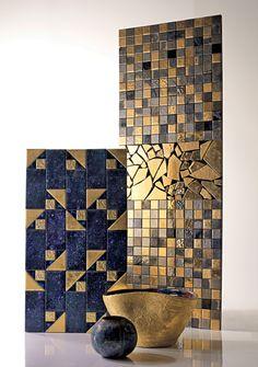 Fine Italian Art Tile by Franco Pecchioli www.alchemymaterials.com