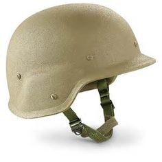 The PASGT or Personnel Armor System for Ground Troops, used by more nations than can be named, swat forces, police, and even paintball teams. This Helmet or K-pot as nick named by US forces, was a welcomed ergonomic, comfortable, light and the best answer the problem of protection.  Guess what? its copied from the German Stahlhelm, the iconic helmet of national socialism evil axis forces.