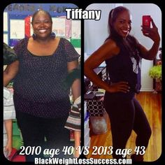 Update: Tiffany lost 125 pounds and had surgery for excess skin