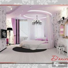 1000 images about amazing bedrooms on pinterest most for Beautiful bedrooms for women