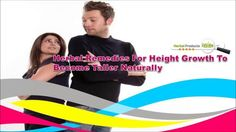 Dear friends in this video we are going to discuss about herbal remedies for height growth to become taller naturally. You can find more details about Long Looks capsules at https://www.herbalproductsreview.com/height-growth-supplements-reviews.htm If you liked this video, then please subscribe to our YouTube Channel to get updates of other useful health video tutorials.