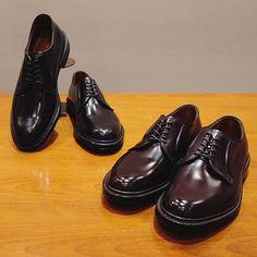 dressterior_official Men's ALDEN Shoes #alden #オールデン #aldenshoes #alden990 #alden9901 #DRESSTERIOR #ドレステリア 2016/11/10 18:19:42