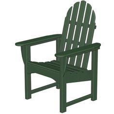 Inexpensive Plastic Adirondack Chairs