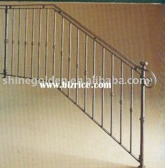2011 safety and elegant wrought iron railings