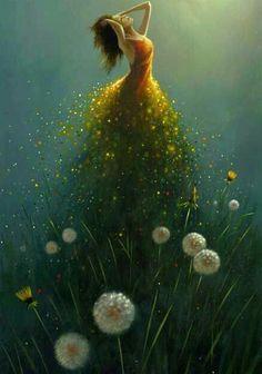 Nosso  Feminino Sagrado:    As vezes a sensação de vazio no peito vem com a...