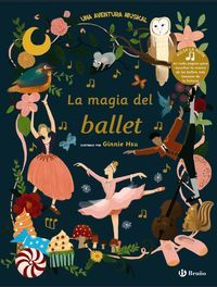 Magia Del Ballet, La - Una Aventura Musical. Ginnie Hsu. Comprar Animation, Christmas Ornaments, Holiday Decor, Children, Illustration, Pulsar, Editorial, Products, Books