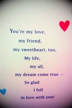 Made this for you my love. ♥♥♥♥♥ Love that babygirl.♥♥♥♥ I love you Karin! ♥♥♥♥♥♥♥ I love you Neil! Cute Love Quotes, Romantic Love Quotes, Love Yourself Quotes, Love Poems, Love Quotes For Him, You Are My Everything Quotes, Inspirational Quotes About Love, Girlfriend Quotes, Boyfriend Quotes