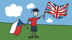Vše o mém studiu v zahraničí | 2. část – první dny a jak se studuje v Anglii Studios, It Cast, Blog, Blogging