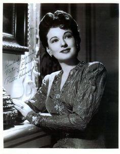 Resimleri - Yabancı Kadın Ünlüler - Ruth hussey - Ruth - hussey ...