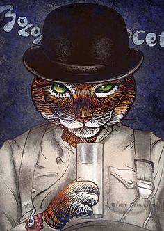 Chett Philips - Lights Cameras Kitties2