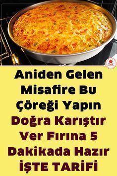Turkish Recipes, Ethnic Recipes, Turkish Tea, Tea Time Snacks, Salty Snacks, Bon Appetit, Macaroni And Cheese, Cake Recipes, Bakery