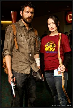 2014 San Diego Comic-Con Cosplay - THE LAST OF US