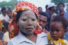 Makhuwa-Frau in Nampula. Foto: Ferhat Momade, AIM