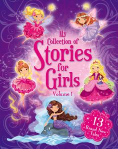 My Collection of Stories for Girls - Volume 1 - Igloo Books Ltd...: My Collection of Stories for Girls - Volume 1 - Igloo Books… #Fiction