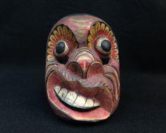 Sanni Mask Kora Sanniya from Sri Lanka by EthnicArtandJewelry, $59.95