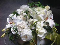 Taller de arte floral de la Boutique Sia Madrid. Otoño 2012