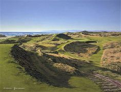 Royal Troon, Scotland
