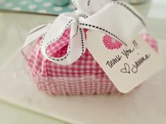 Make this cute and easy care packages!