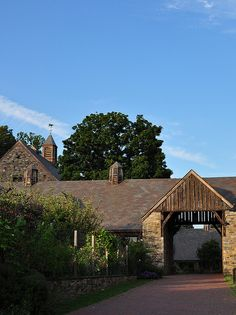 BLUE HILL AT STONE BARNS by cathydanh, via Flickr