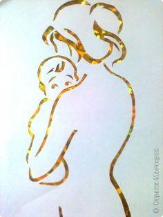 Картина, панно Вырезание: К дню защиты детей!  Бумага День защиты детей. Фото 2