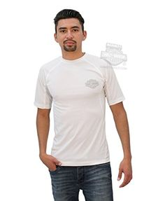 Harley-Davidson Mens Performance B&S with Willie G Skull White Short Sleeve T-Shirt - XL. AUTHENTIC ITEM SOLD ONLY BY HARLEY DAVIDSON DEALERS (BEWARE OF OTHER SELLERS SELLING FAKE REPLICAS). Harley-Davidson Mens Performance B&S with Willie G Skull White Short Sleeve T-Shirt. Specific Color: White. Short sleeve crew performance tee. Officially Licensed Harley-Davidson Product by VF Licensed Sports Group.