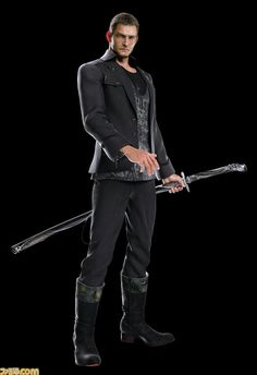 Cor Leonis, Final Fantasy XV