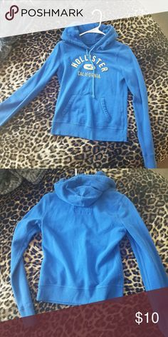 Spotted while shopping on Poshmark: HOLLISTER  blue sweater! #poshmark #fashion #shopping #style #Hollister #Sweaters