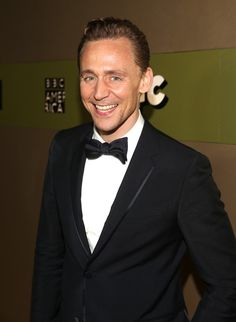 Tom Hiddleston attends AMC Networks Emmy Party at BOA Steakhouse on September 18, 2016 in West Hollywood, California