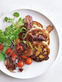 Classic Corn Fritters   Donna Hay